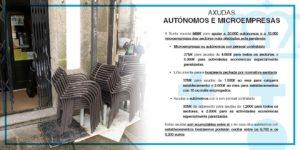 AXUDAS AUTONOMOS E MICROEMPRESAS